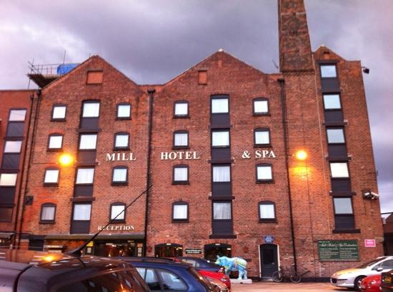 Mill Hotel Chester Rooms
