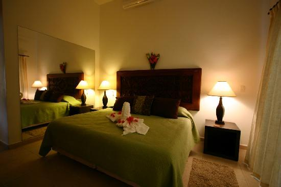 Arena Blanca: Romantic bedrooms!