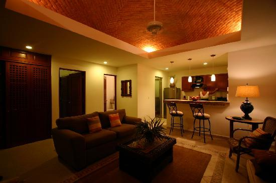 Arena Blanca: Living room