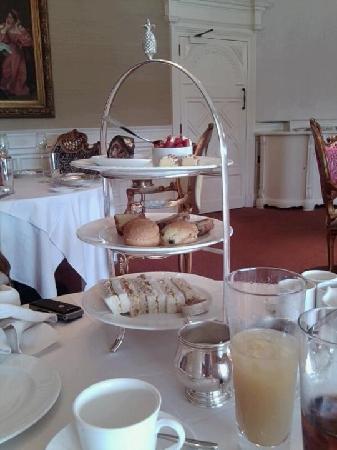 Hillbark Hotel: Afternoon Tea