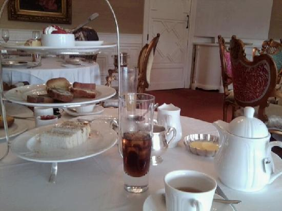Hillbark Hotel: lovely setting and food