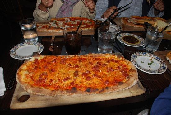 Potenza : Pizza
