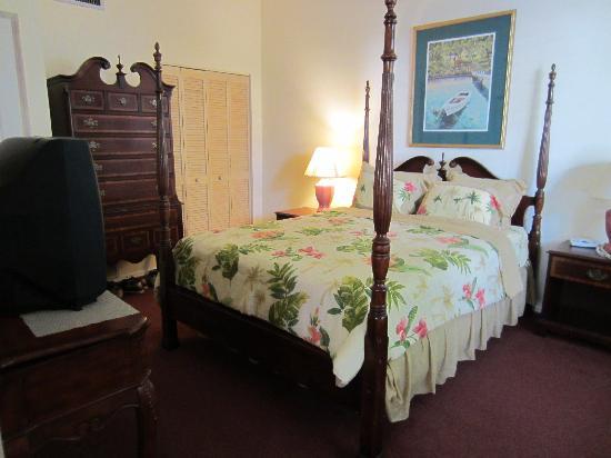 Little Gull Cottages: Bedroom