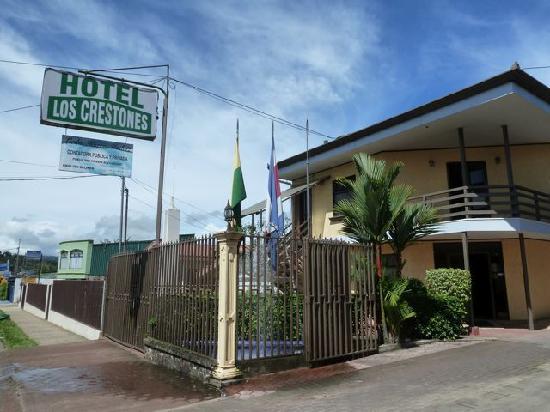 Hotel Los Crestones: Los Crestones Hotel