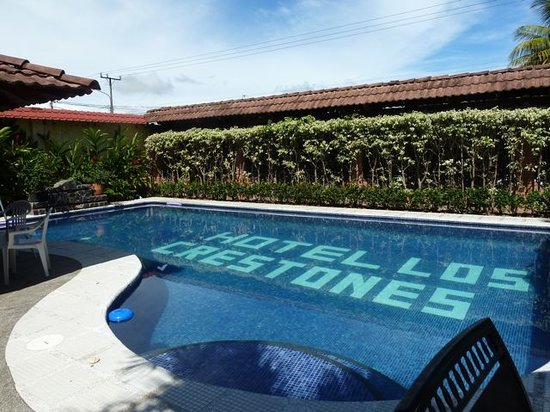 Hotel Los Crestones: Beautiful and very private pool