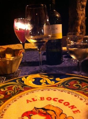 Al Boccone Ristorante : ...
