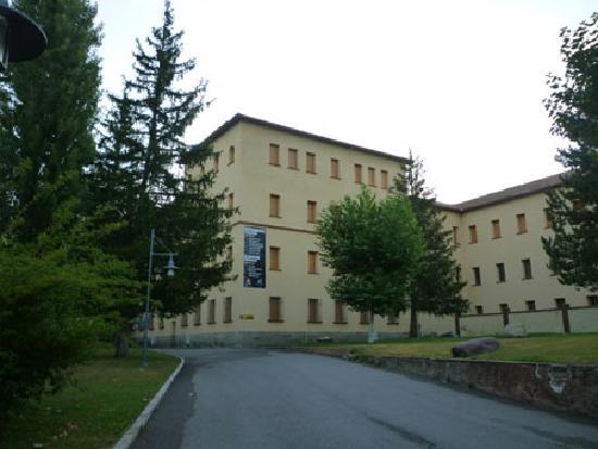 Albergue Pirenarium: Exterior