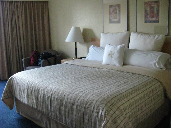 Four Points by Sheraton Vancouver Airport: King bed