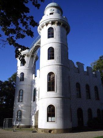 Château de l'Ile aux paons