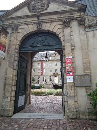 Museo del Tapiz de Bayeux: Ingresso
