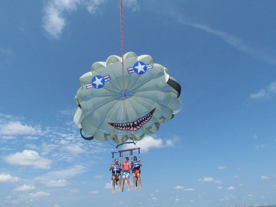Daytona Beach Parasailing Reviews