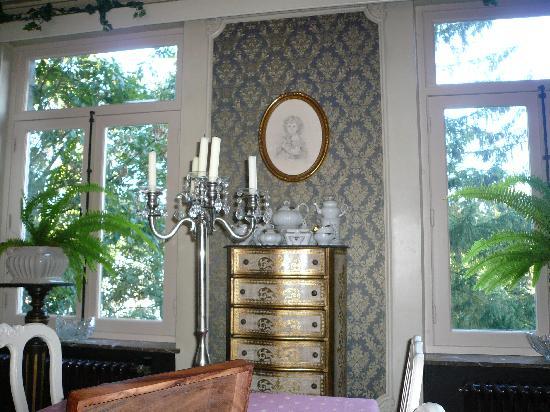 beautiful decor photo de villa belle epoque barvaux tripadvisor. Black Bedroom Furniture Sets. Home Design Ideas