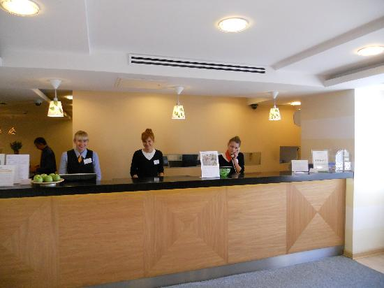 SunFlower Park Hotel: Reception