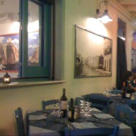 'A Lampara: Il locale, uno specchietto per le allodole