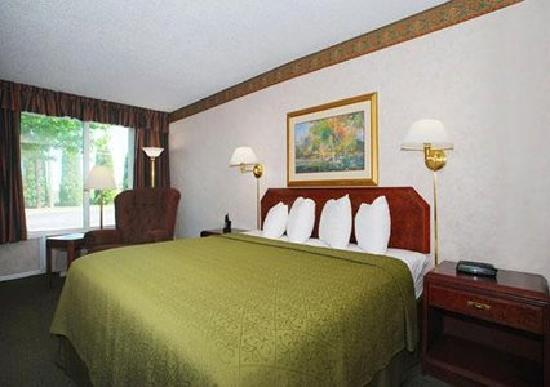 Rodeway Inn Conference Center: Room 1