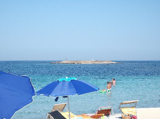 Hotel I Corbezzoli: spiaggia de I Corbezzoli