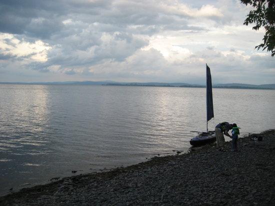 Grand Isle, VT: Lake