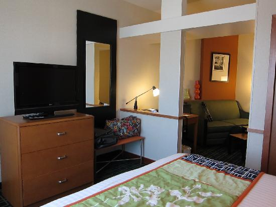Fairfield Inn & Suites Santa Maria: Sitting Area