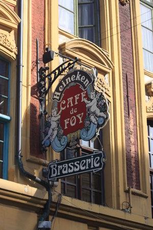 Le Cafe de Foy