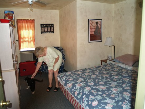 Virginia City Inn: Room at the VC Motel
