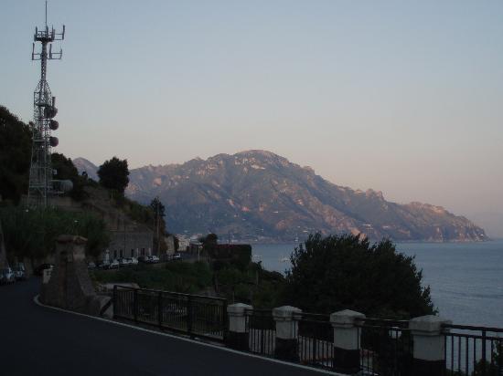Locanda Costa d'Amalfi: vista
