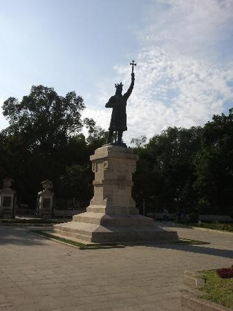 Chisinau, Moldavie : stefan cel mare