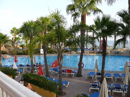 Marbella Playa Hotel: main pool