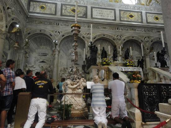 Basilica di Sant'Antonio - Basilica del Santo: la tomba di Sant'Antonio
