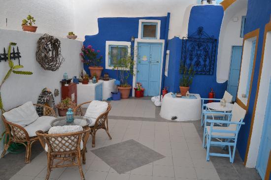Aegeas Houses: Veranda