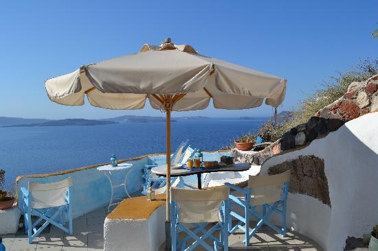 Aegeas Houses : View from Veranda