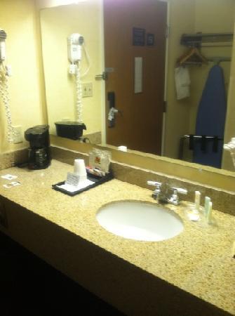 Elgin, IL: vanity