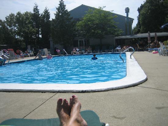 كيب بوينت هوتل: Outdoor Pool