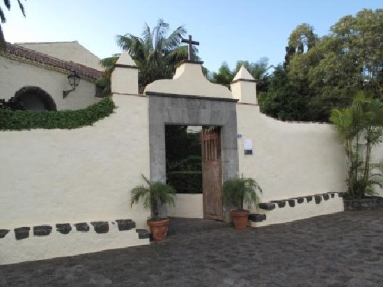 Museo de Historia y Antropologia de Tenerife (Casa de Carta): Entrada al museo