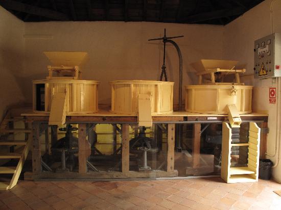 Museo de Historia y Antropologia de Tenerife (Casa de Carta): Proceso del gofio