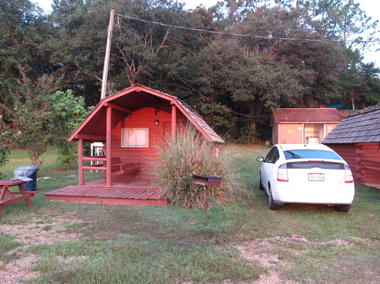Pensacola KOA: This is where we stayed.