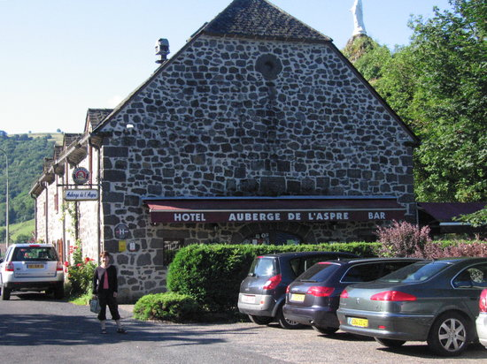 Fontanges, Frankreich: The Auberge