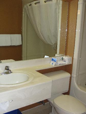 كومفرت إن باري ساوند: Bathroom