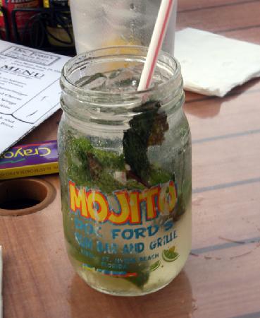 Mojito at Doc's.