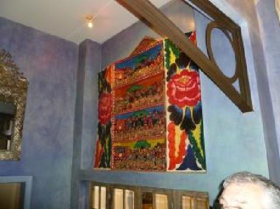 El Otro Sitio: Peruvian decor