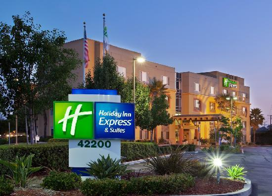 Holiday Inn Express & Suites Fremont Milpitas Central: Fremont's best hotel at sundown!