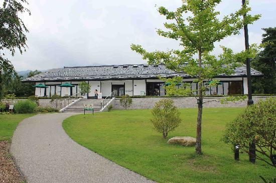 Kantenpapa Garden : 美術館
