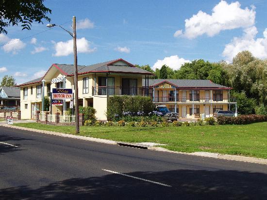 Elite Motor Inn: Motel