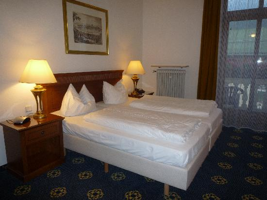 Hotel Wittelsbach: 部屋