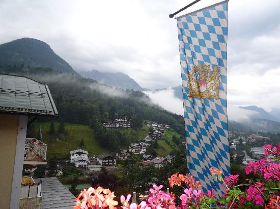 Hotel Wittelsbach: 景色