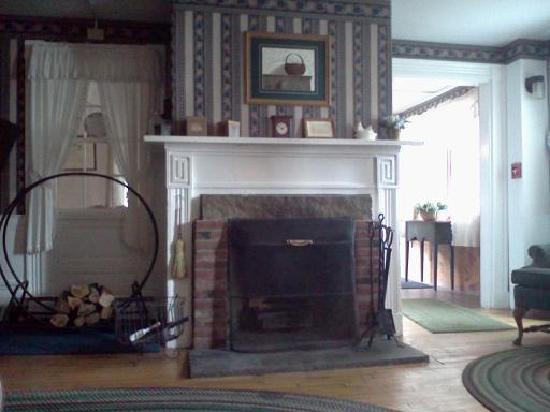 The Inn at East Hill Farm: A favorite room in the Inn