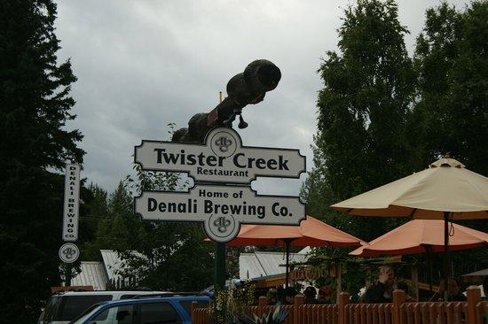 Denali Brewing Company : Twister Creek