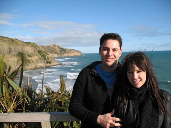 NZWINEPRO - Auckland Wine Tours: Bird Colony on Black Sand Island