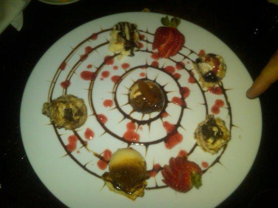 Fresco: Dessert sampler... do it!!