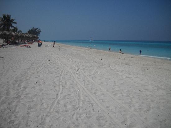 Sol Palmeras: playa de varadero