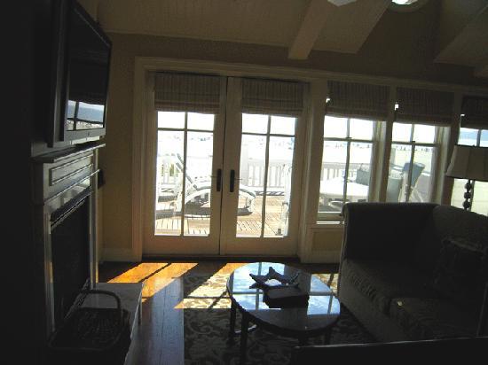 Hotel del Coronado: Living Room